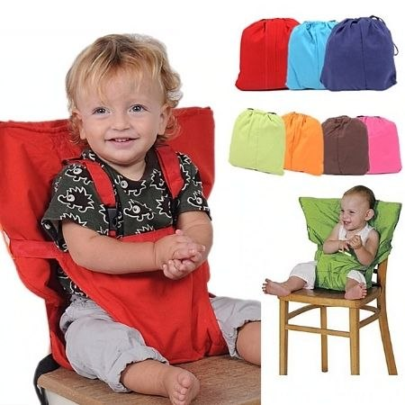 רתמה ניידת לתינוקות - מתאימה לכל כיסא