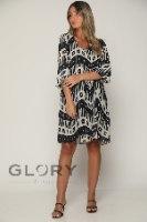 שמלת פליסה פיש GLORY