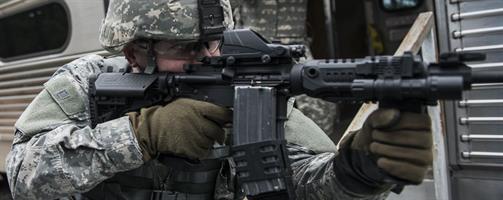 SST1 - Stock Saddle Cheek Piece - AR15/M4/M16