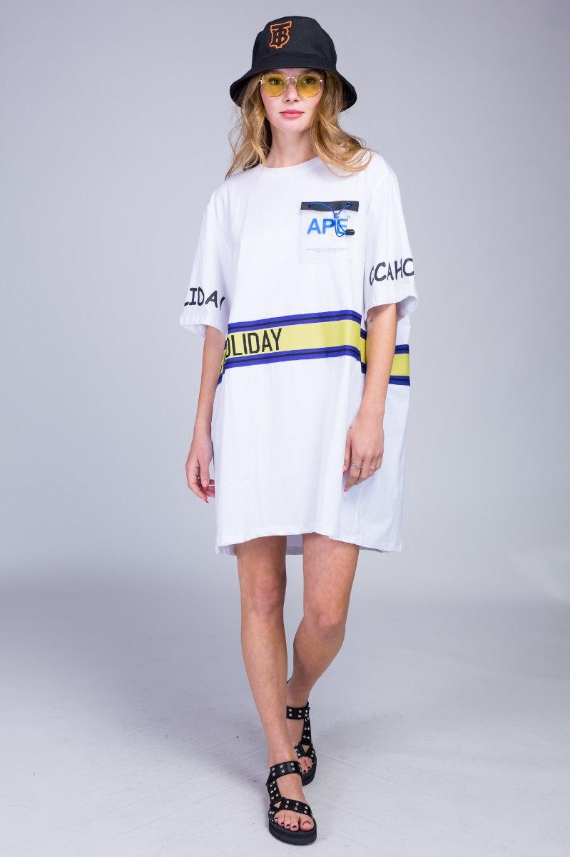 שמלה שילוב כיס