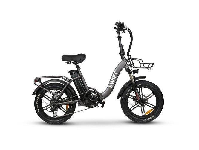 אופניים חשמליים  SWIFT ODEL LOW STEP