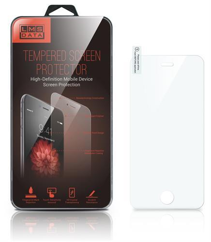 מגן זכוכית אייפון 4 מבית LMS DATA