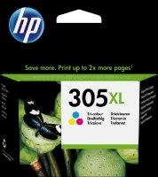 ראש דיו מקורי צבעוני HP 305XL