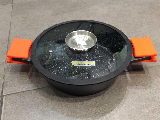 """סיר שטוח - סוטאז' - לגיול 24 ס""""מ 3.5 ליטר"""