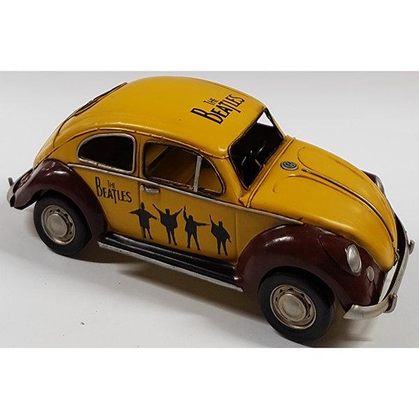 """מכונית חיפושית רטרו  """"THE BEATLES"""""""