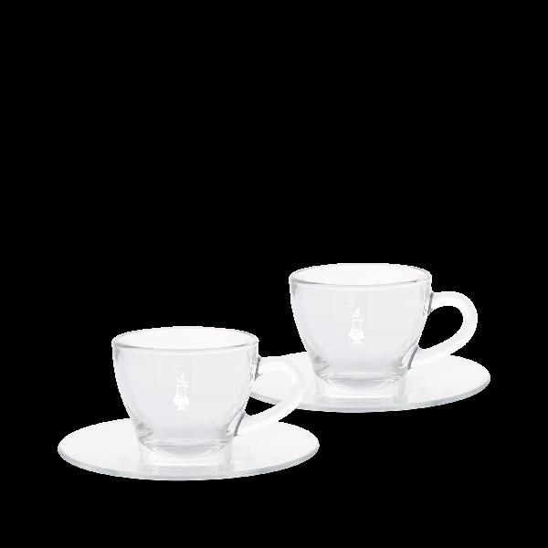 סט 2 כוסות אספרסו ביאלטי