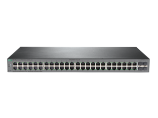 HPE 1920S 48G 4SFP Switch