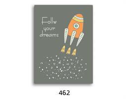 תמונת השראה מעוצבת לתינוקות, לסלון, חדר שינה, מטבח, ילדים - תמונת השראה דגם 462