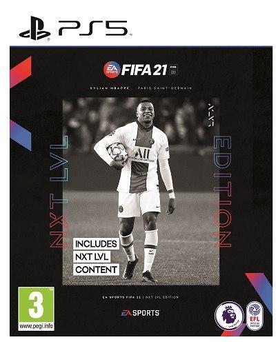 משחק FIFA 21 Next Level PS5