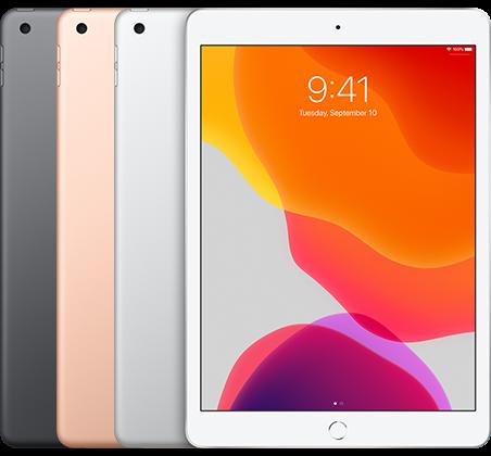 טאבלט Apple iPad 10.2 (2019) 32GB Wi-Fi + Cellular אפל