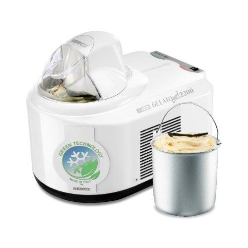 מכונת גלידה חכמה Nemox Gelato Chef 2200 i-Green