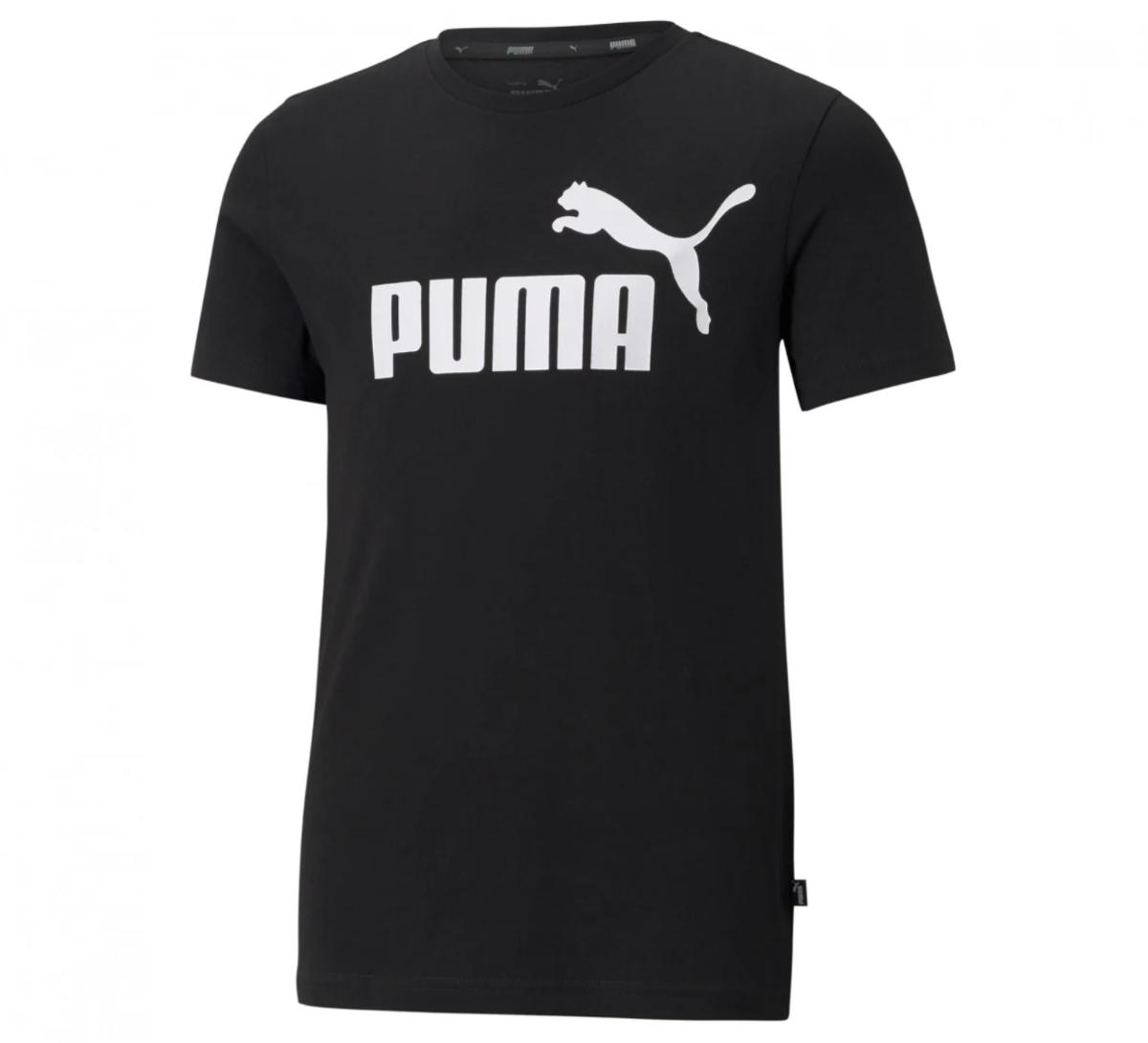 טישירט PUMA שחורה - 1-6 שנים