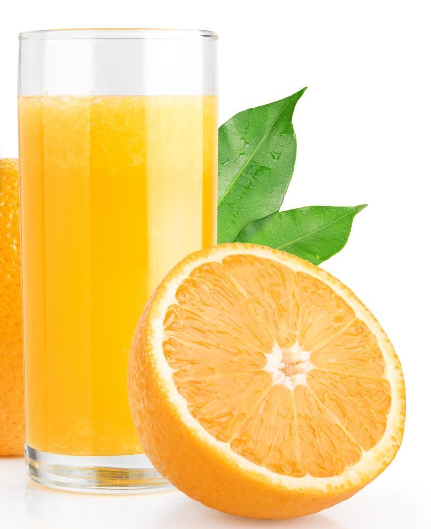 מיץ תפוזים סחוט טרי 100% טבעי - 1 ליטר