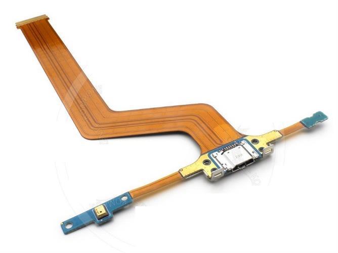 החלפת שקע טעינה לטאבלט סמסונג Samsung Galaxy Note 10.1 SM-P605 P607 Micro USB Charging Port Flex Cable