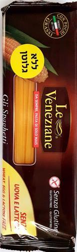 ספגטי Spaghetti La Veneziane  ללא גלוטן כשר לפסח