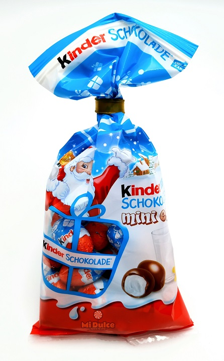 מארז מיני ביצי קינדר בטעם שוקולד חלב