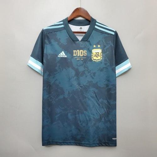 חולצת אוהד ארגנטינה חוץ 2020 - מראדונה