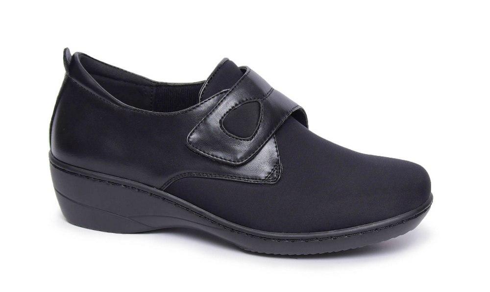 נעלי נוחות לנשים משולבות לייקרה דגם - 8380-76L