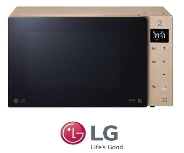 LG מיקרוגל דיגיטלי 25 ליטר דגם MS2535GISH