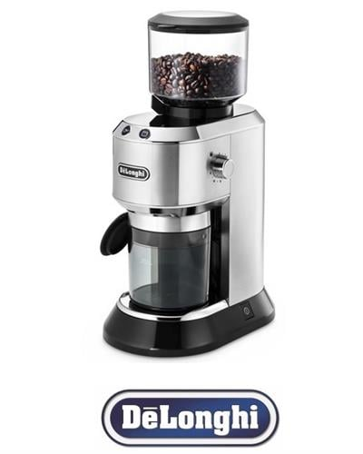 DeLonghi מטחנת קפה דגם KG520.M + מכונת אספרסו ידנית ECP33.21