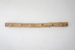 מתלה 6 ווים מעץ טבעי