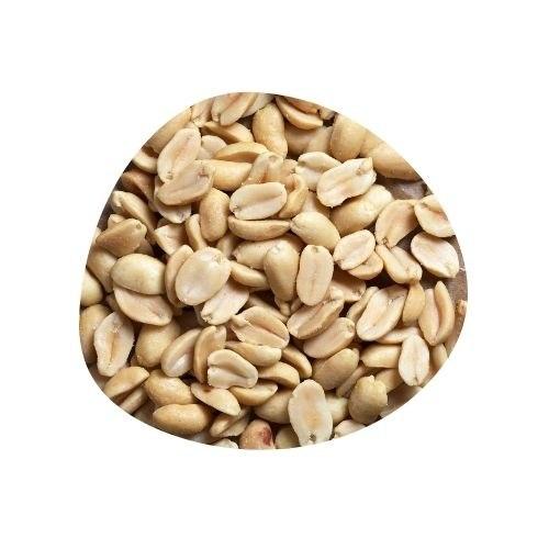 בוטנים חצאים מולבנים (טבעי) 1 קילו