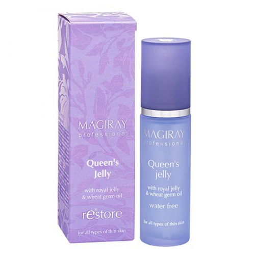 מאג'יריי רסטור ג'לי מלכות לעור דק פגום סרום  - Magiray Queen's Jelly