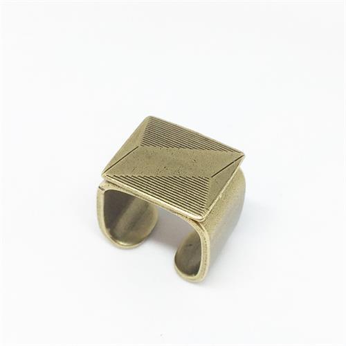 טבעת חפת פליז טוני