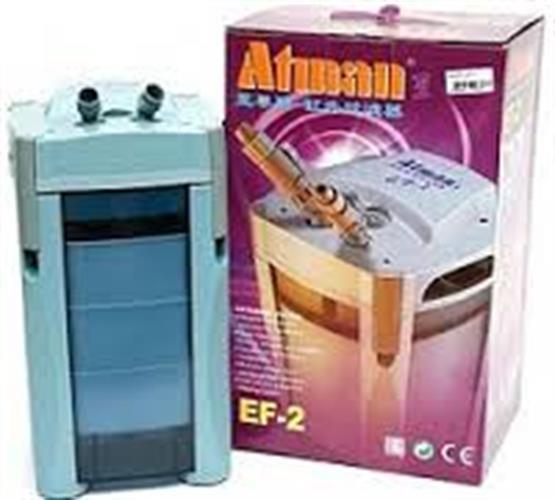 פילטר חיצוני EF2 (אטמן) 800 L/H