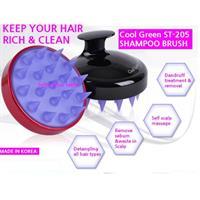 מברשת שיער למניעה וטיפול בקשקשים