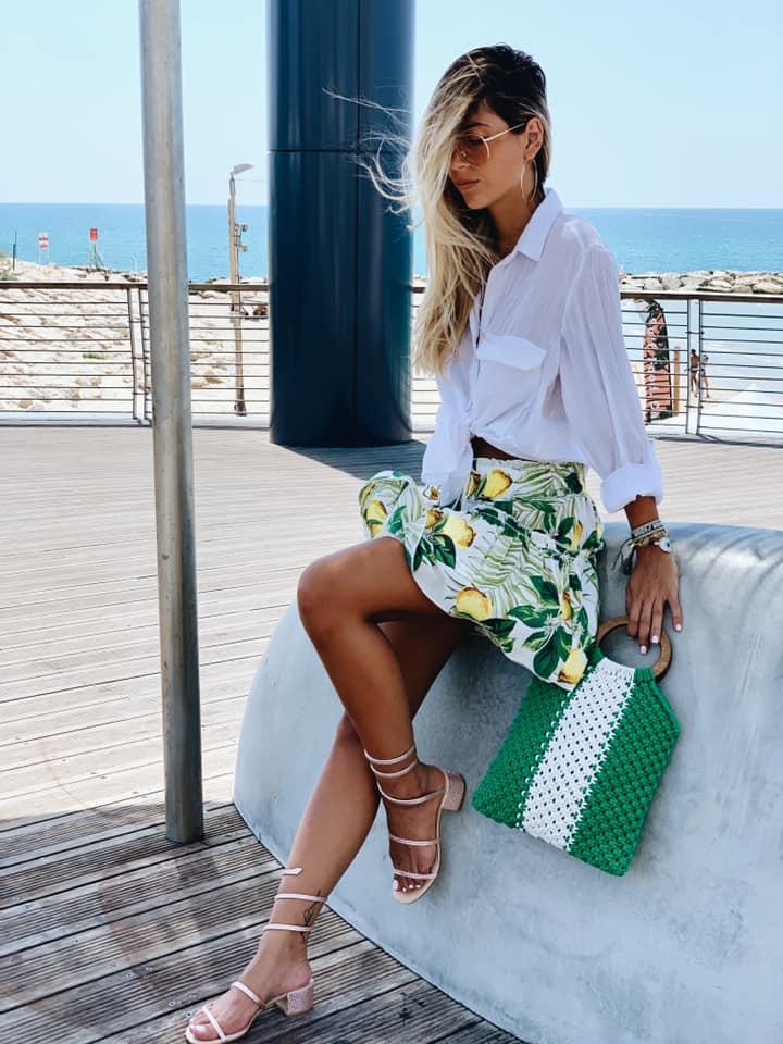 חצאית lemon