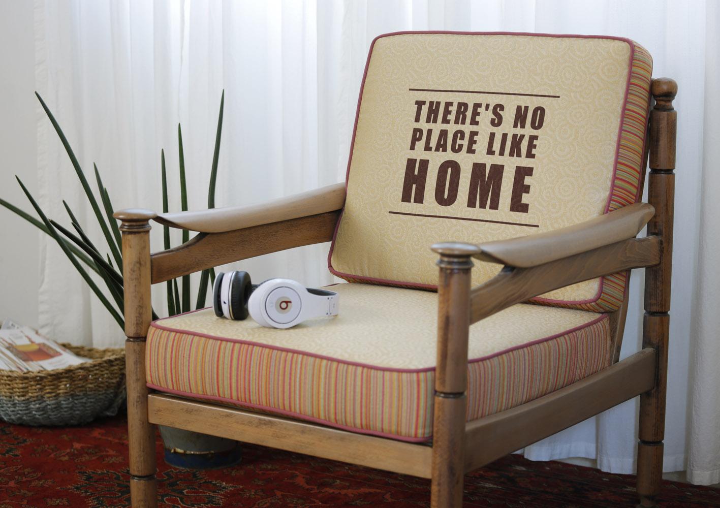 כורסא There's no place like HOME