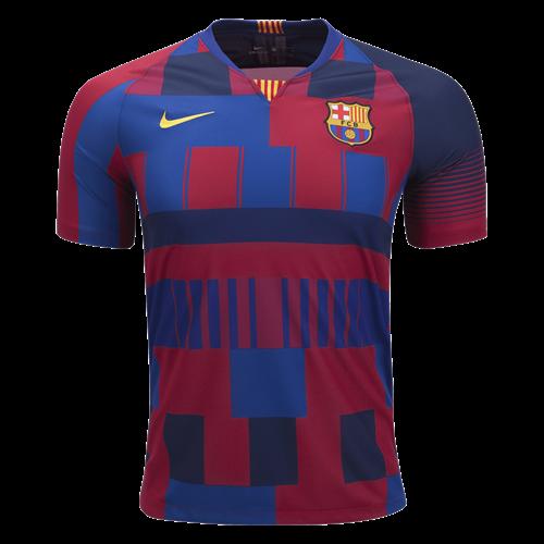חולצת משחק ברצלונה 20 שנים - במהדורה מוגבלת!