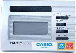 שעון מעורר דיגיטלי קסיו CASIO DQ-541D