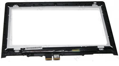 החלפת קיט מסך מגע קומפלט למחשב נייד יוגה דגם  Lenovo Yoga 500-14ISK Complete Half screen assembly