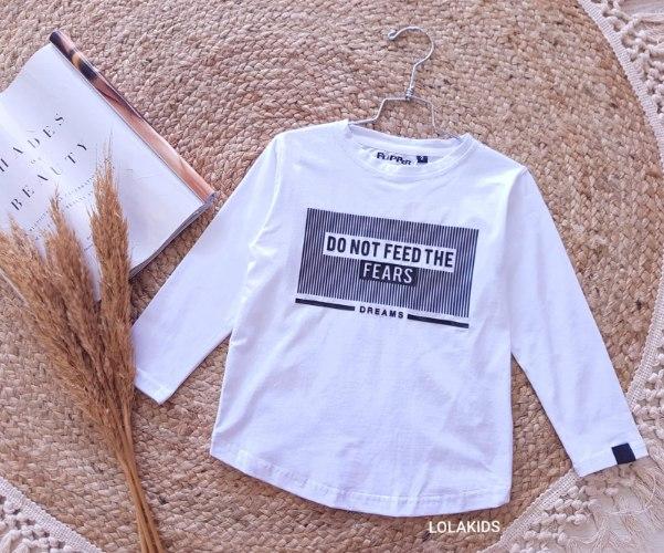 חולצת טי ברקוד דגם 72187