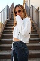 חולצת ספוטי לבנה