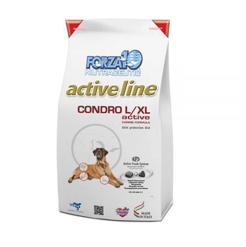 """מזון לכלבים פורזה אקטיב CONDRO גזע גדול 10 ק""""ג"""
