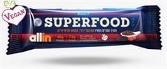 חטיף חלבון טבעוני ספירולינה - חטיף חלבון בריאותי - ALL IN במבצע זוגי!