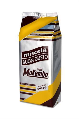 פולי קפה מוקמבו 1 קילו - Mokambo Buon Gusto
