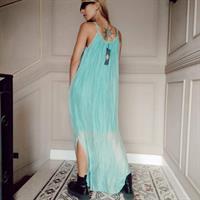 שמלת FLORENCE תכלת