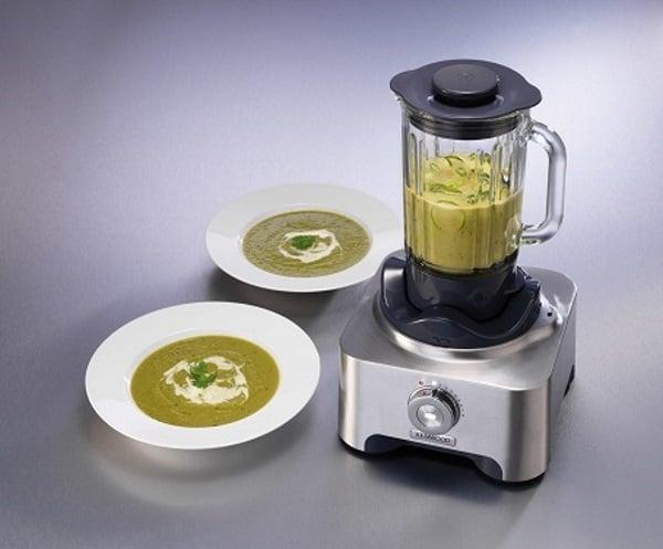 KENWOOD מעבד מזון + בלנדר דגם: FPM903