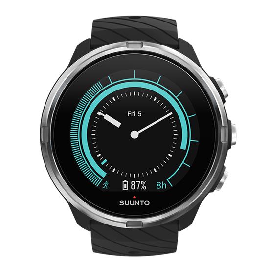שעון סונטו Suunto 9 Black