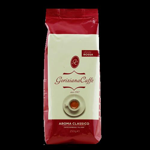 """1 ק""""ג גוריציאנה קפה רוסה – GORIZIANA CAFFÉ ROSSA Goriziana Caffe"""