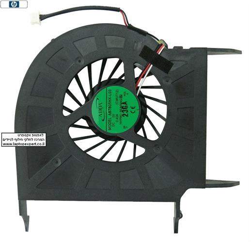 מאוורר למחשב נייד HP Pavilion 532142-001 532141-001 AB7805HX -L03 CWUT12 AMD CPU fan