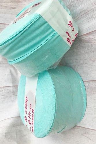 חוטי טריקו לסריגה צבע תורכיז  בייבי בהיר  מארז של 2 חבילות ב 35 שח