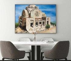 בית הכנסת הגדול בתוניס (סדרת מסע שורשים לתוניס)