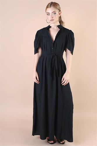 שמלת ערב לילוש שחורה