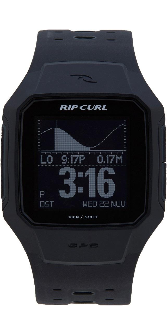 RIP CURL SEARCH GPS SERIES 2 BLACK
