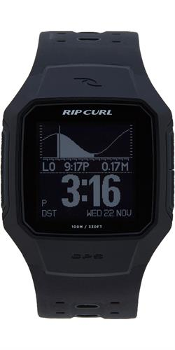 RIP CURL SEARCH GPS SERIES 2 BLACK